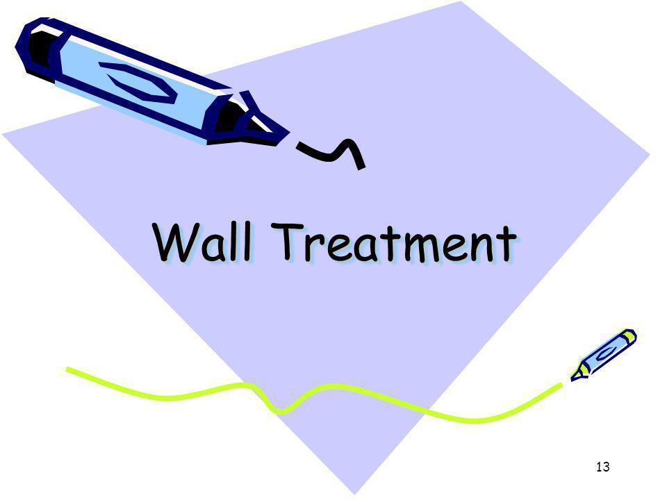Wall Treatment 13