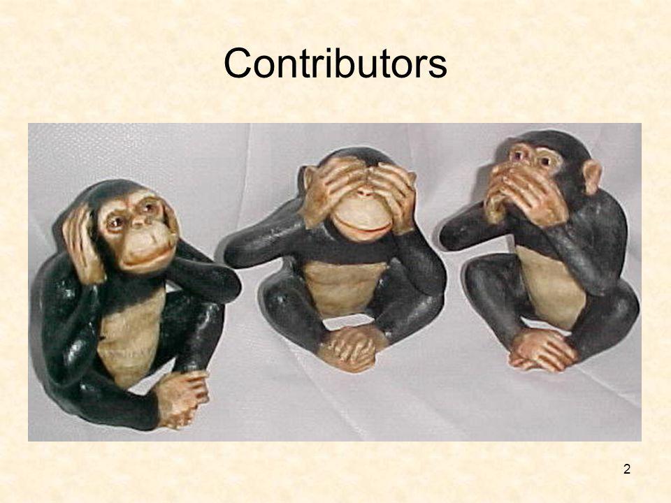 2 Contributors