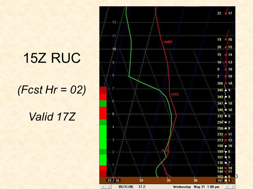 50 15Z RUC (Fcst Hr = 02) Valid 17Z