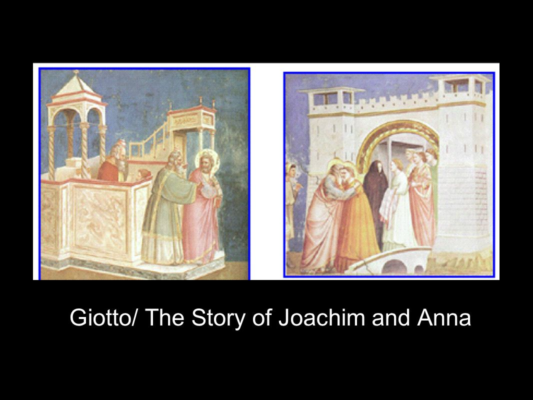 Giotto/ The Story of Joachim and Anna