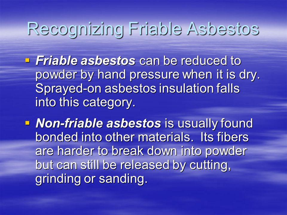 How Do Asbestos Fibers Enter Your Body.