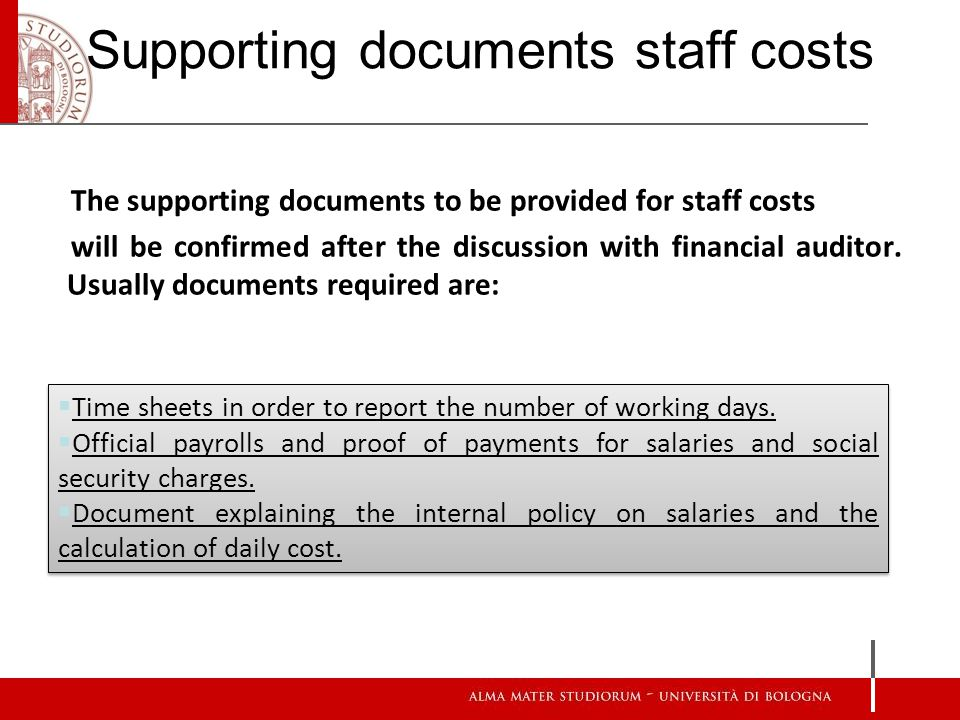 9 Travel costs are merged with subsistence costs in each partners budget, but have specific reporting rules.