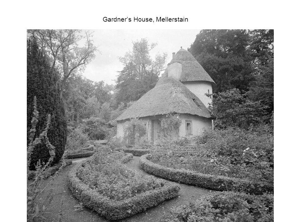 Gardners House, Mellerstain