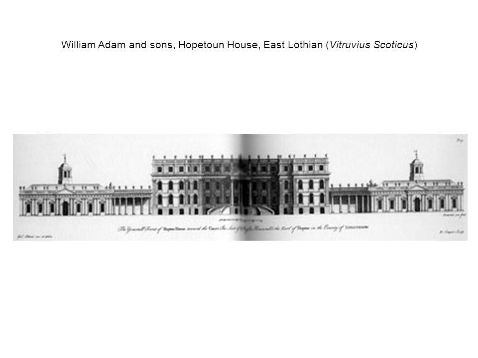 William Adam and sons, Fort George, Invernesshire