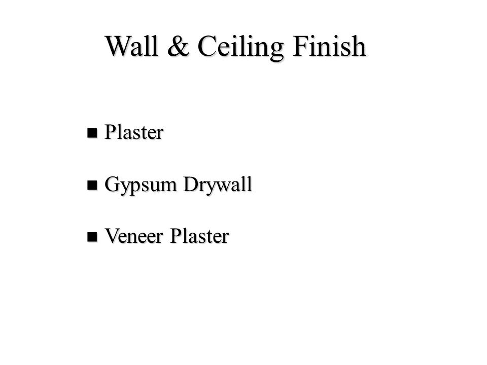 Millwork & Finish Carpentry Window Casings Window Casings Baseboards Baseboards Cabinets Cabinets