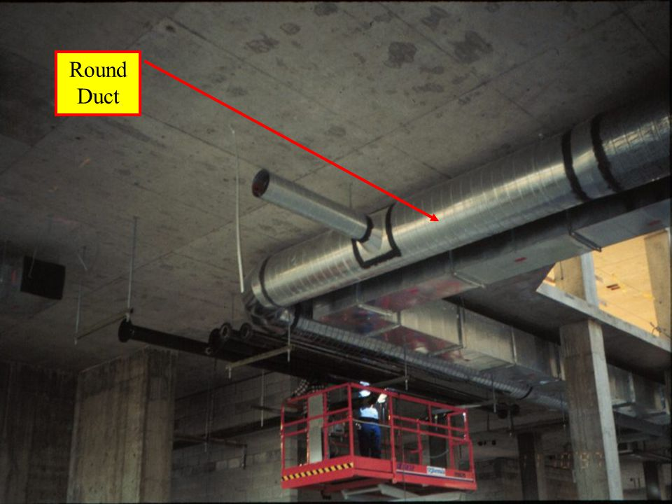 9 Square Ductwork