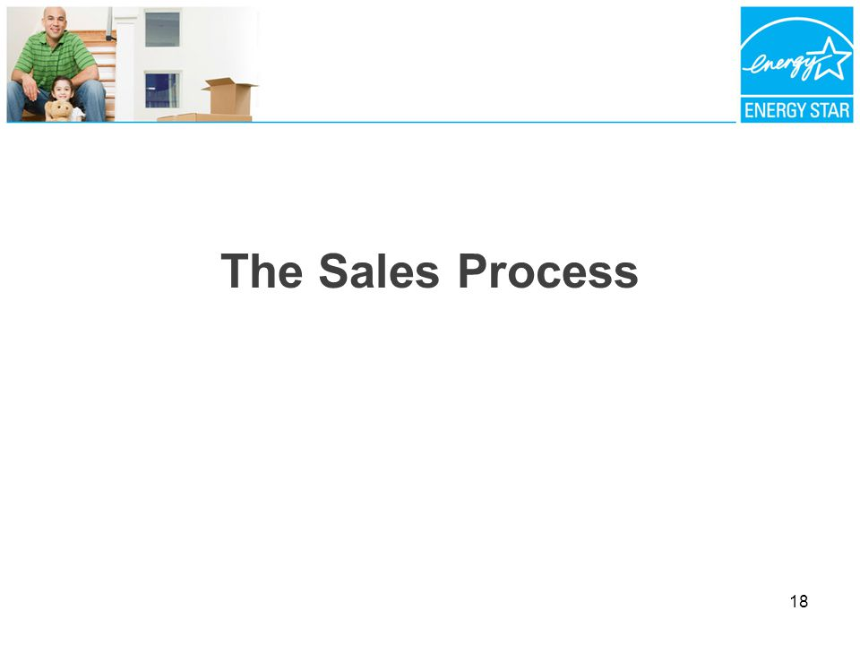 The Sales Process 18
