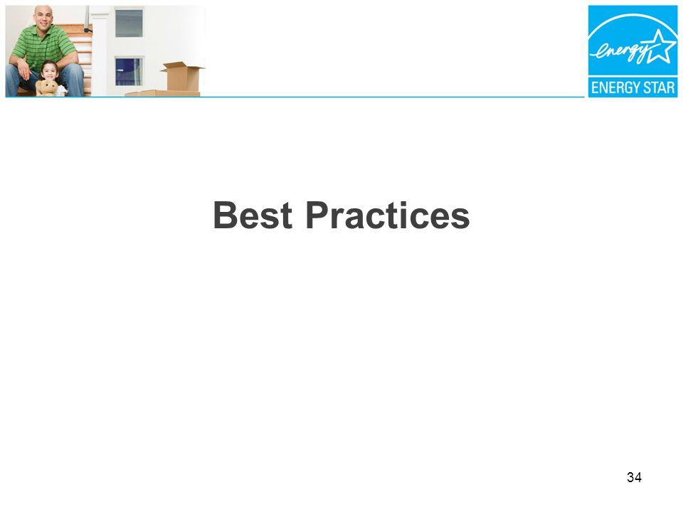 Best Practices 34