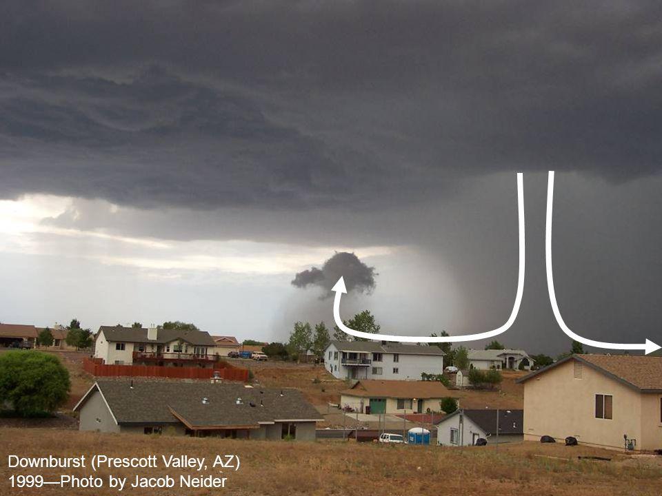 Downburst (Phoenix, AZ) July 2003Photo by Phillip Zygmunt
