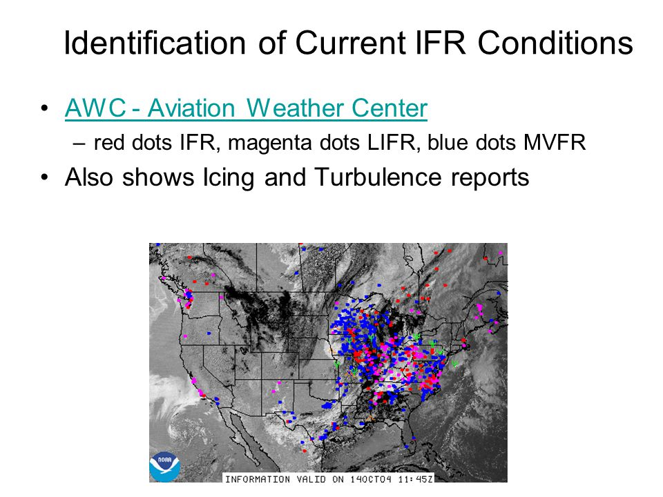 > 50 40-50 10-40 < 10 10-40 Climatology of IMC, winter