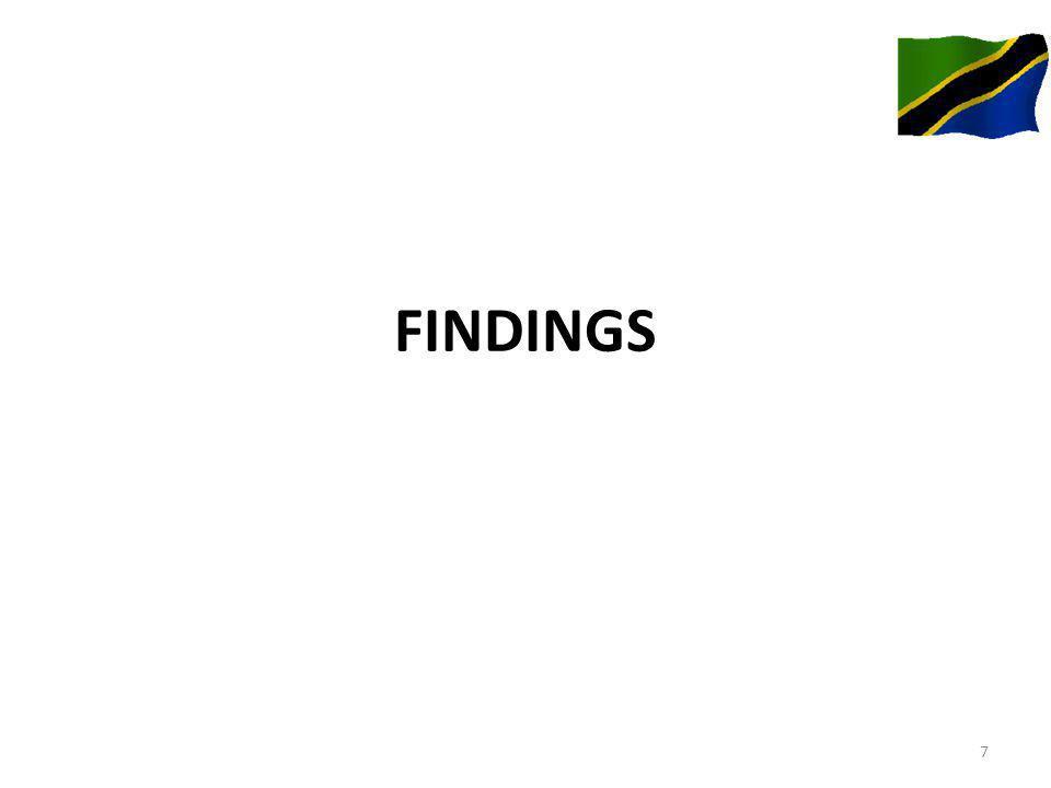 FINDINGS 7