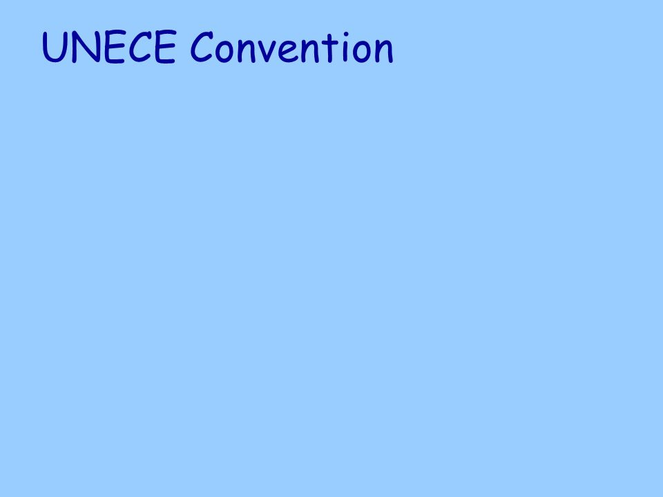UNECE Convention