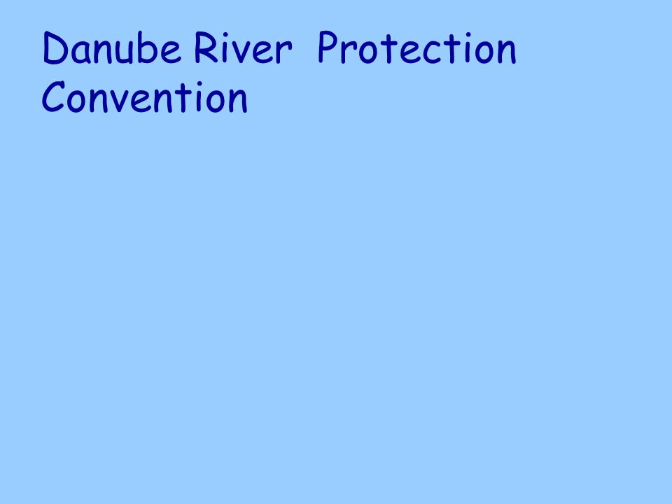 Danube River Protection Convention