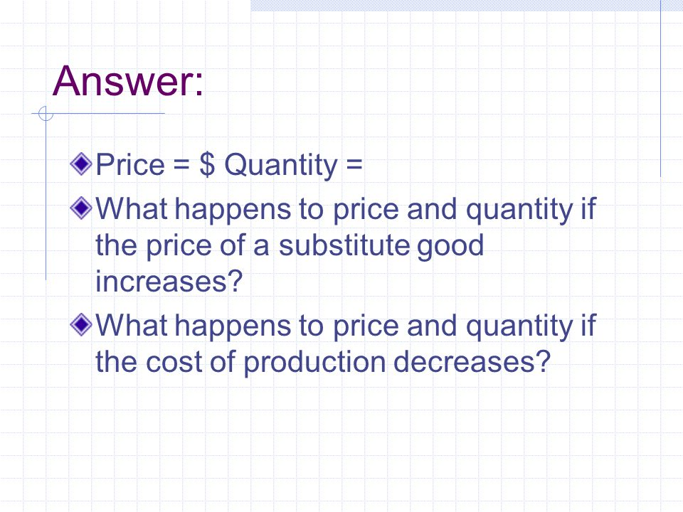 Choosing a combination of two goods to maximize utility See the example on the board