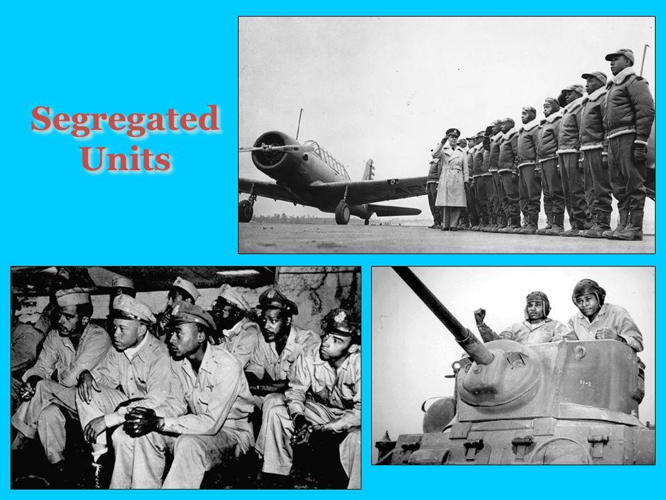 Segregated Units