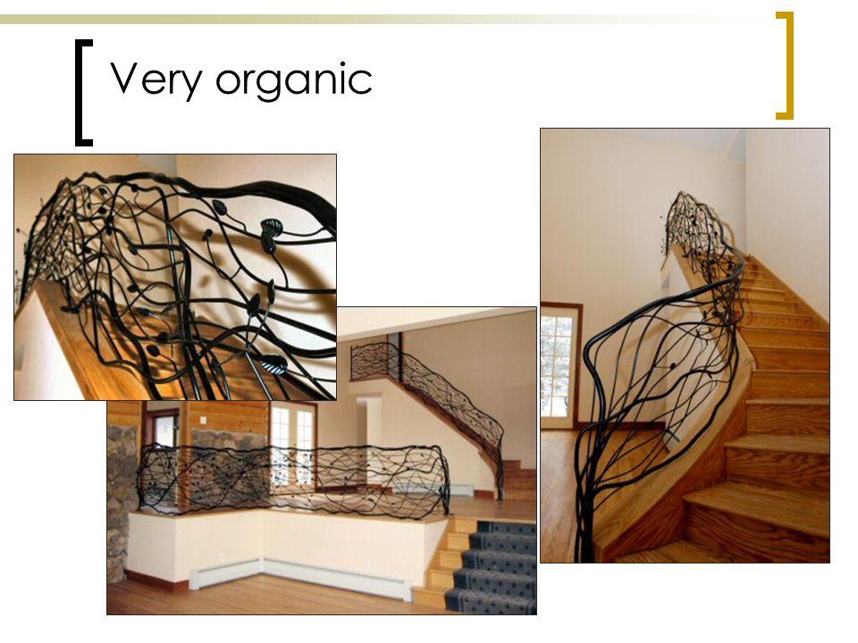 Very organic