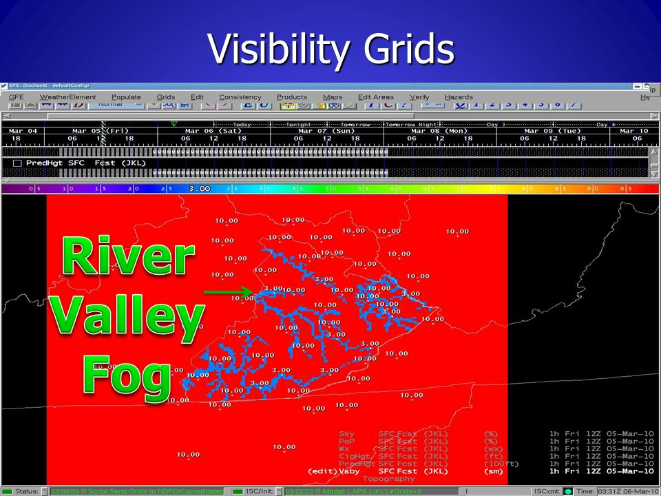 Visibility Grids