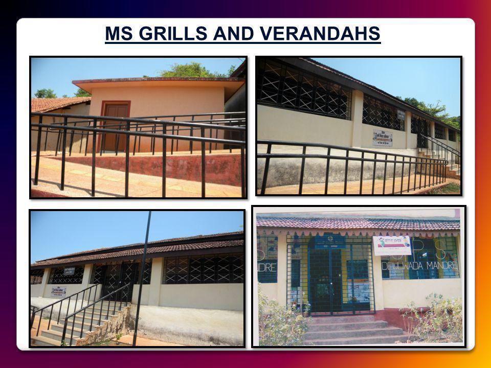 MS GRILLS AND VERANDAHS