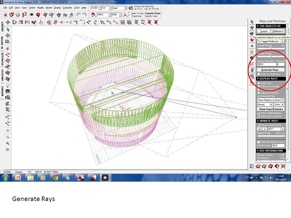 Generate Rays