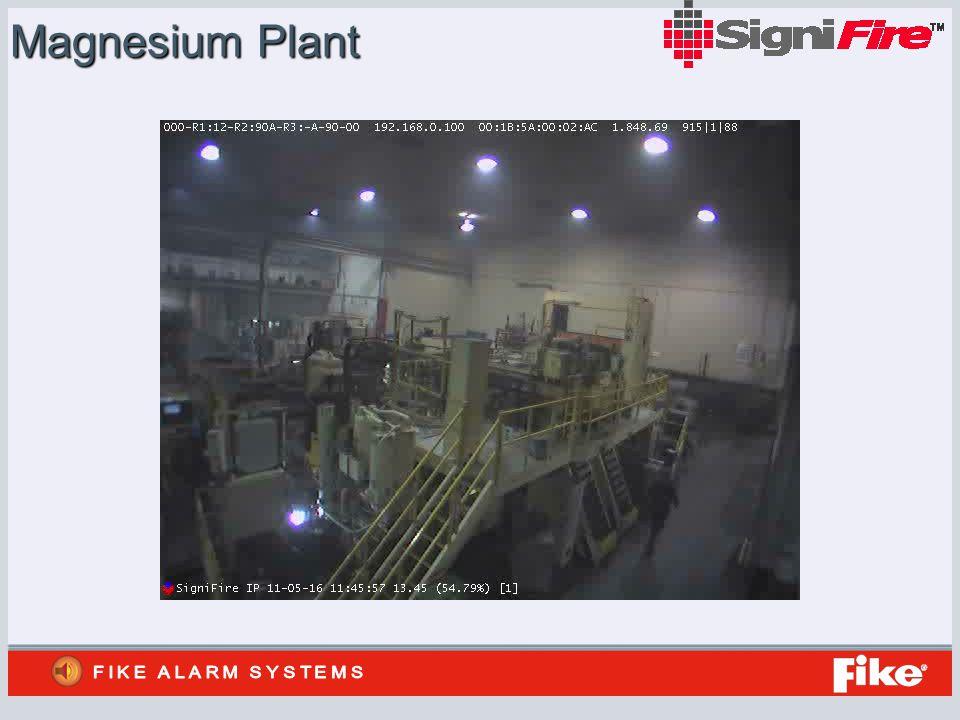 Magnesium Plant
