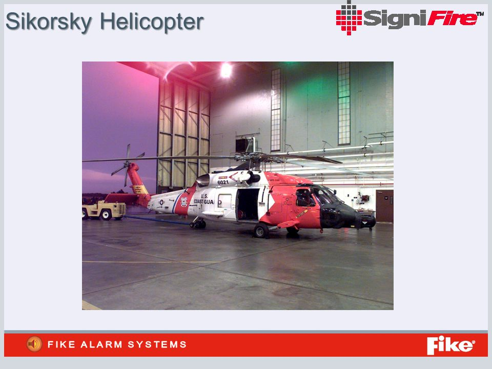 Sikorsky Helicopter
