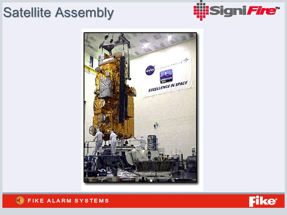 Satellite Assembly