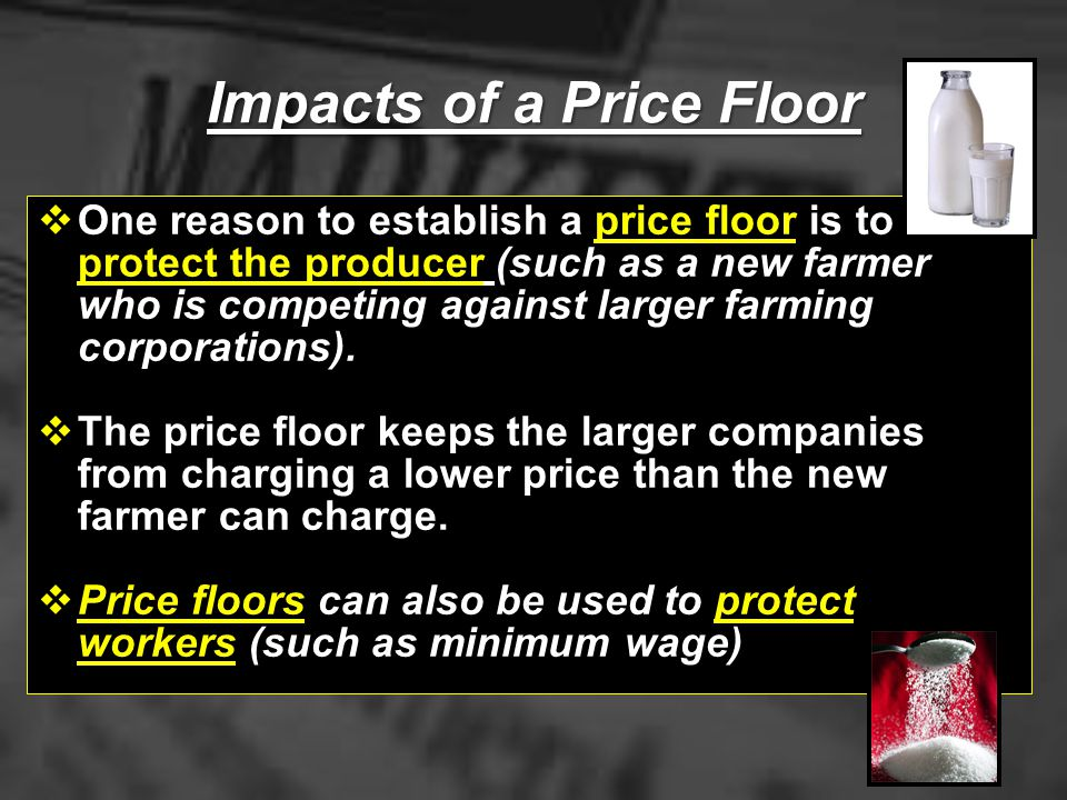 Price Floors