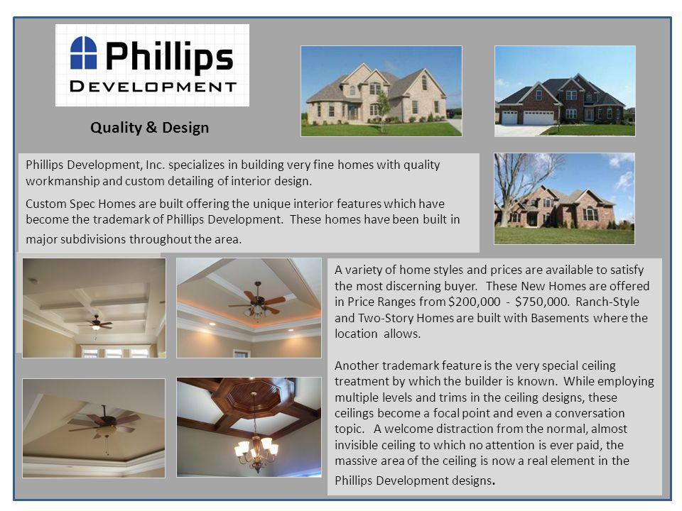 Phillips Development, Inc.