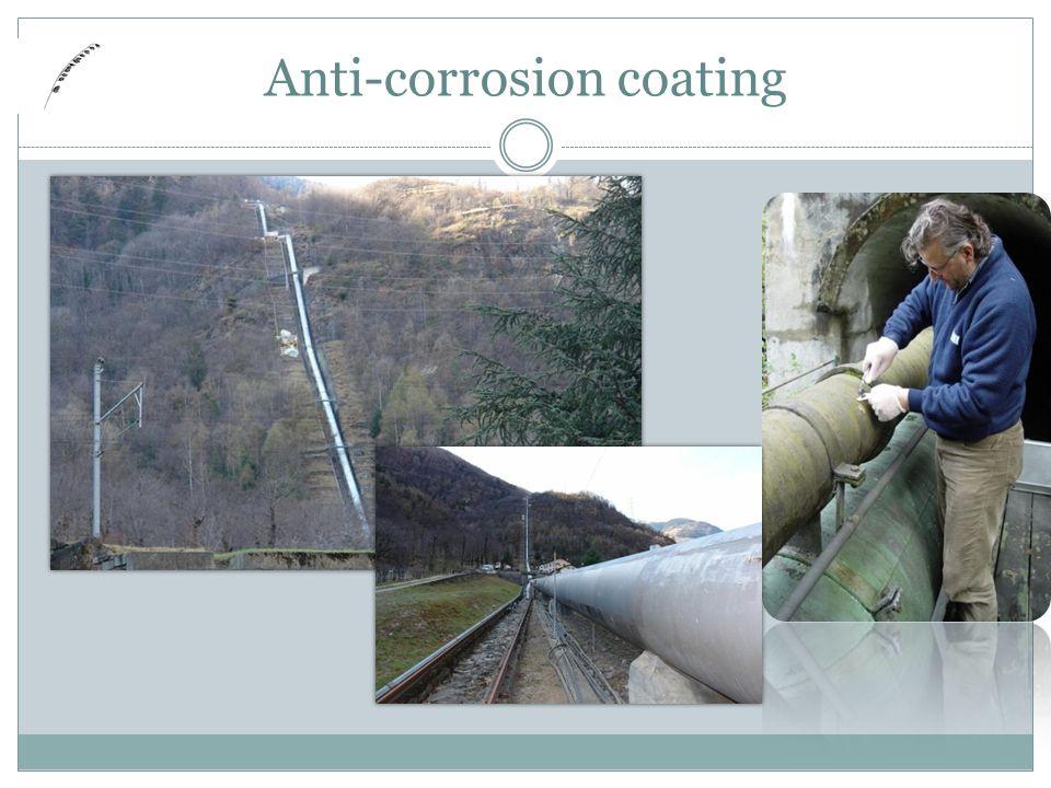 Anti-corrosion coating 12