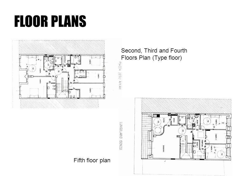 FLOOR PLANS Basement floor plan