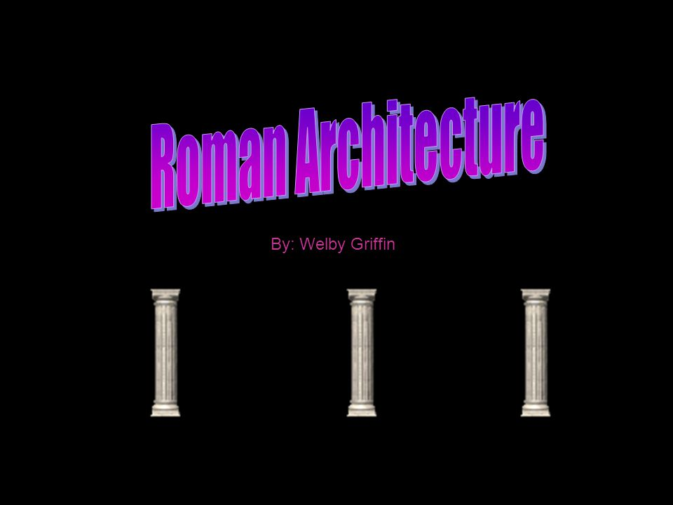 What made it possible for the Romans to build such amazing and decorative domes something which was entirely their own invention: cement.