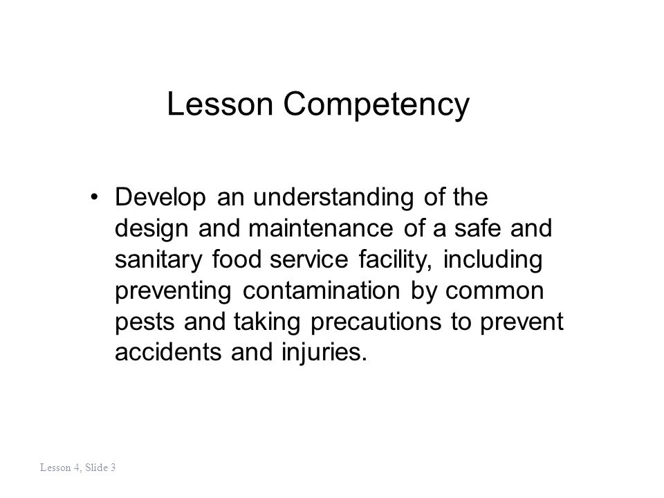 Review Questions Lesson 4: Slide 113 2.The most effective device for protecting the potable water system from contamination by backflow is a (an)… a) Air gap b) Double check valve c) Reduced pressure backflow preventer d) Vacuum breaker Lesson 4, Slide 114