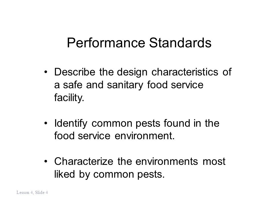 Characterize the environments most liked by common pests.