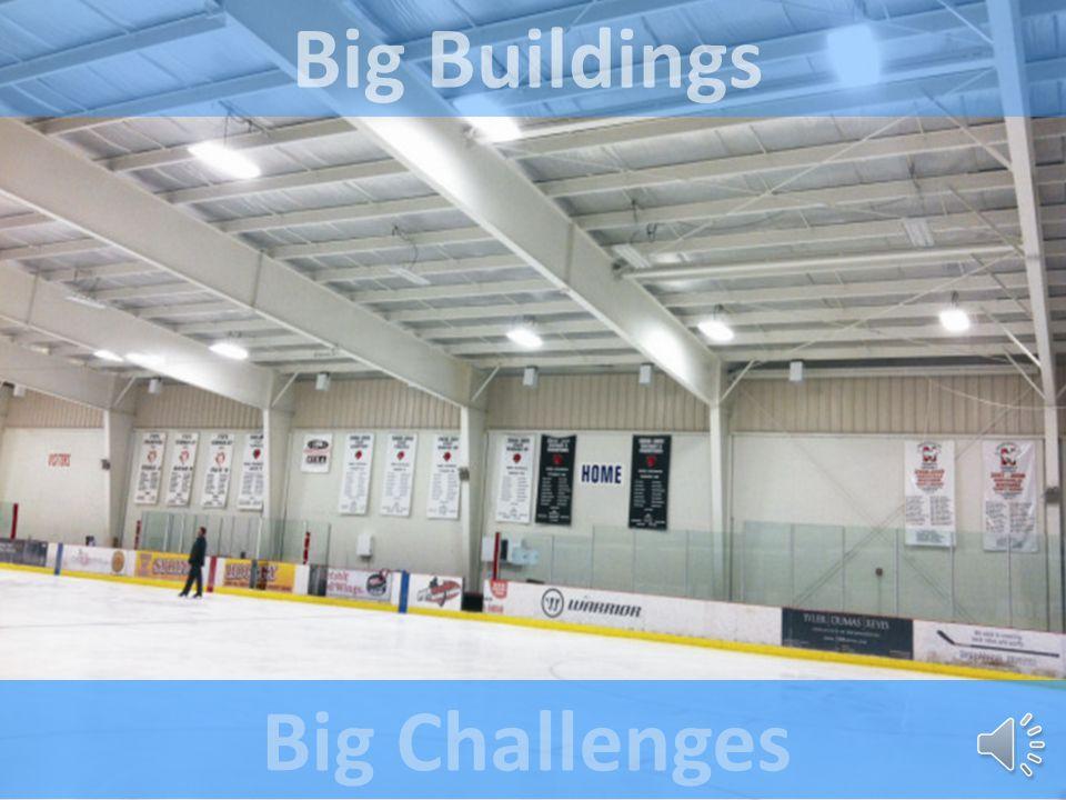 Big Buildings Big Challenges