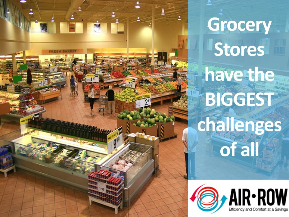 Grocery Stores have the BIGGEST challenges of all