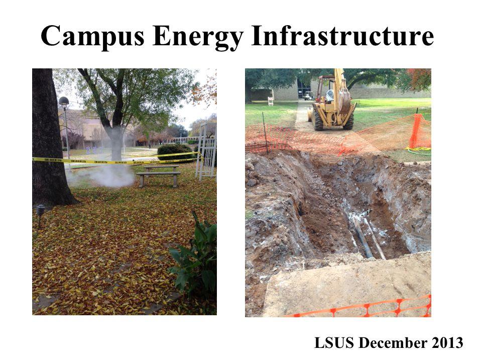 Campus Energy Infrastructure LSUS December 2013