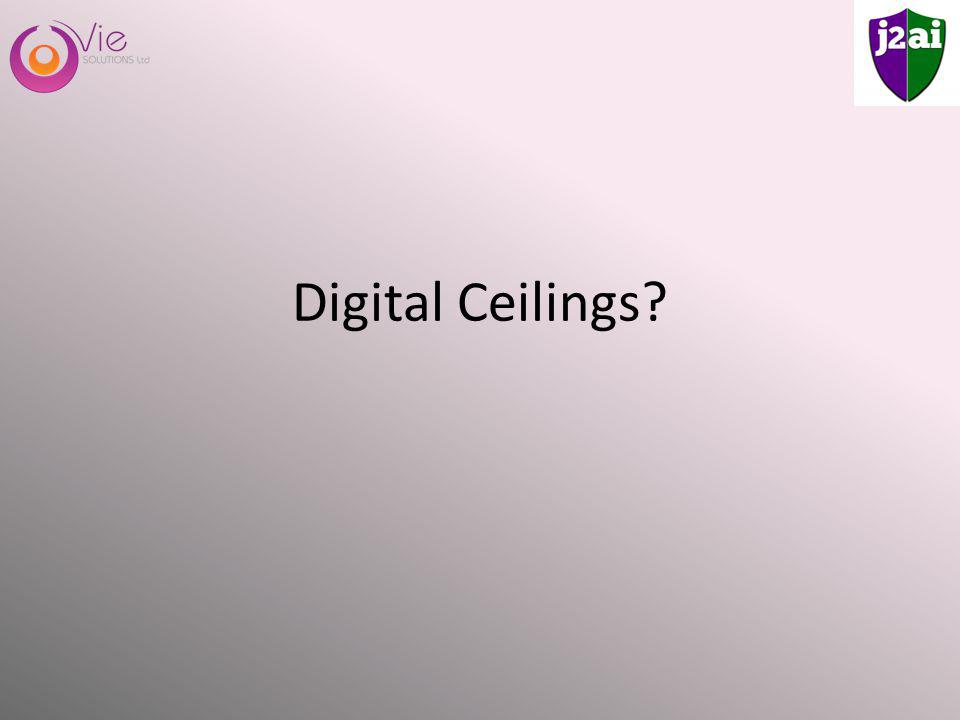Digital Ceilings