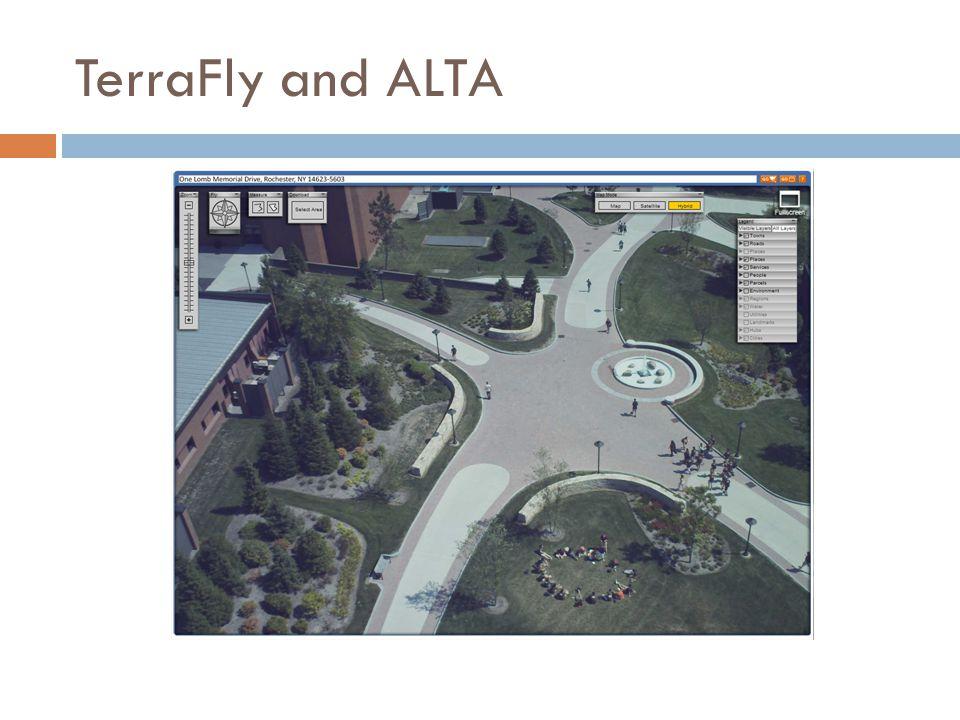 TerraFly and ALTA