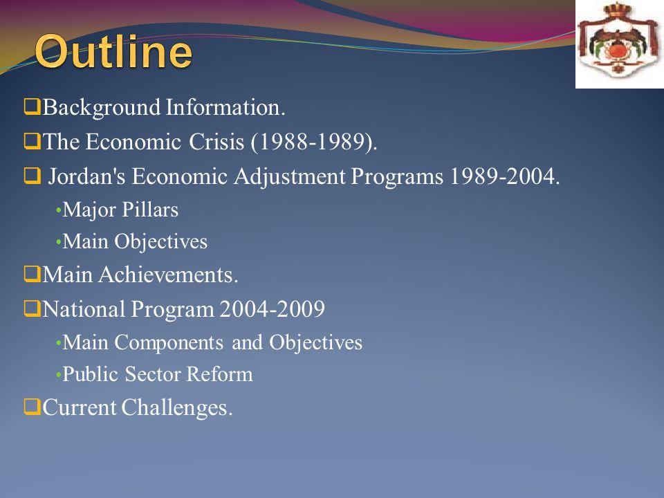 33 Financial Management Reforms including: 1.Medium Term Fiscal Framework (MTFF).