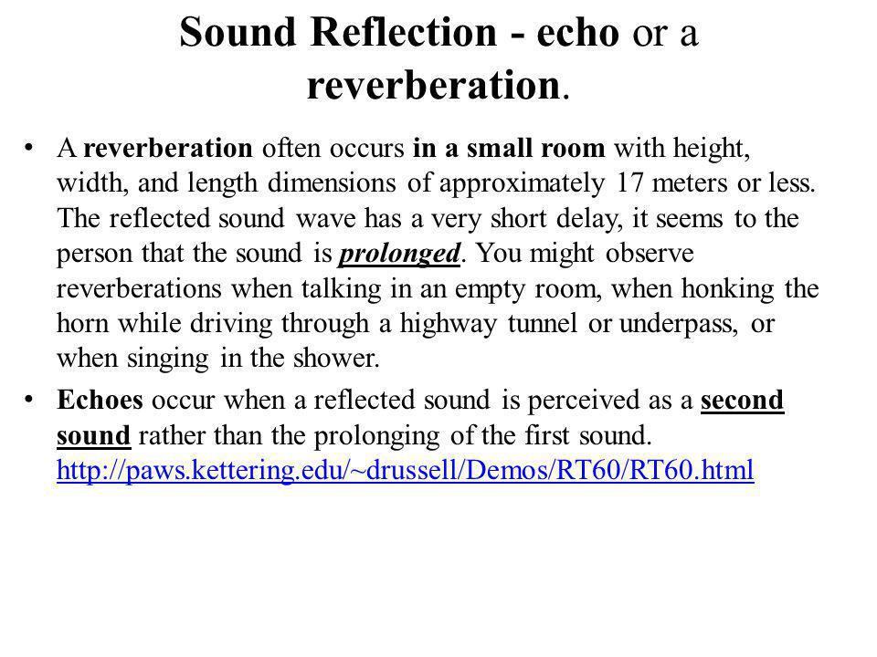 Sound Interference and Beats When sound waves meet, interference occurs.