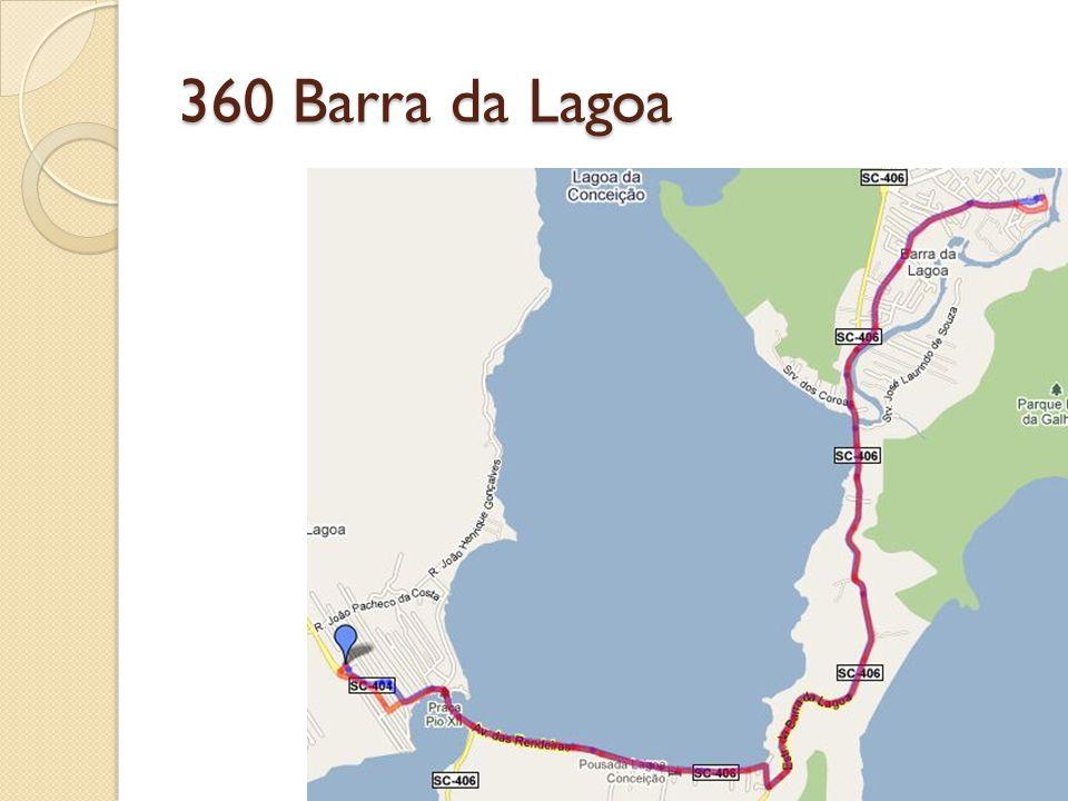 360 Barra da Lagoa
