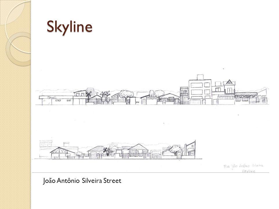 Skyline João Antônio Silveira Street