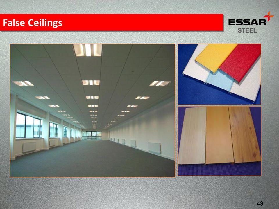 False Ceilings 49