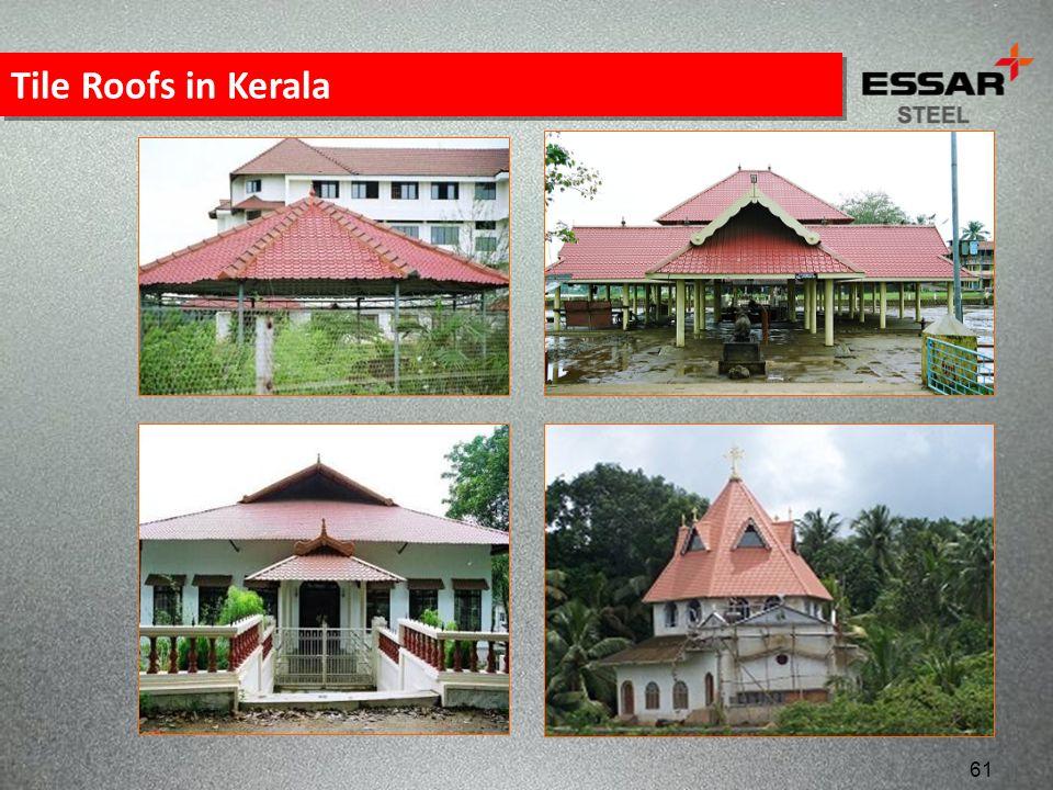 Tile Roofs in Kerala 61