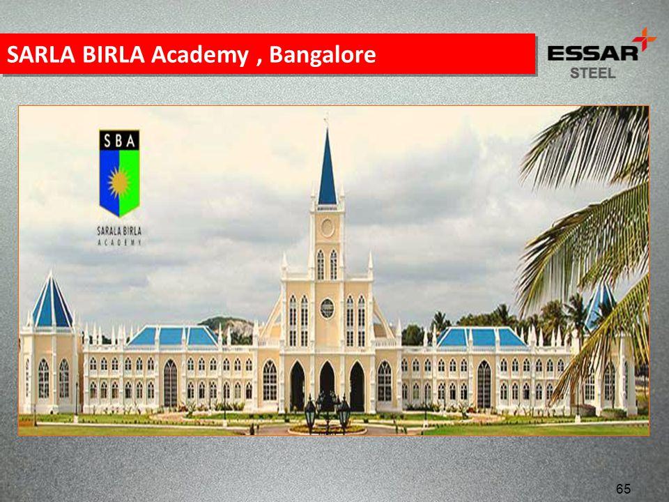 SARLA BIRLA Academy, Bangalore 65
