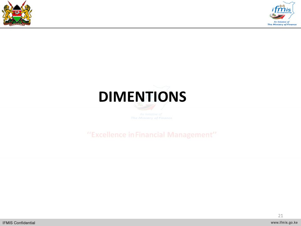 DIMENTIONS 21