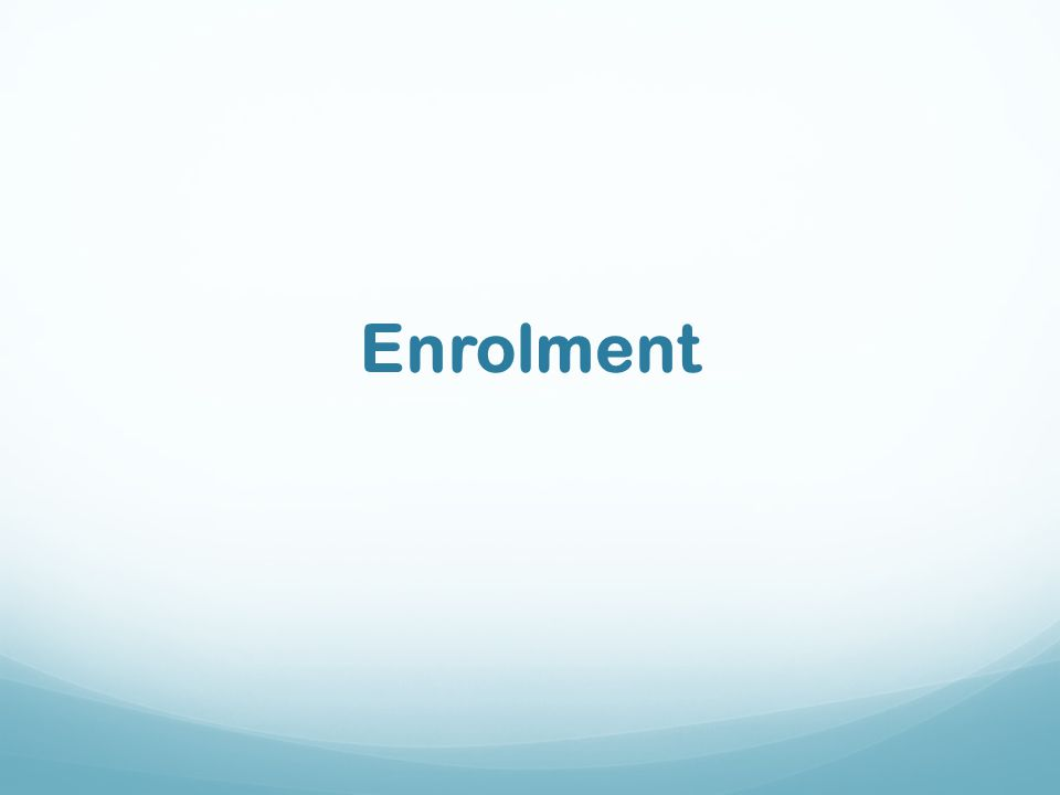 Quality of Education Programs and Services