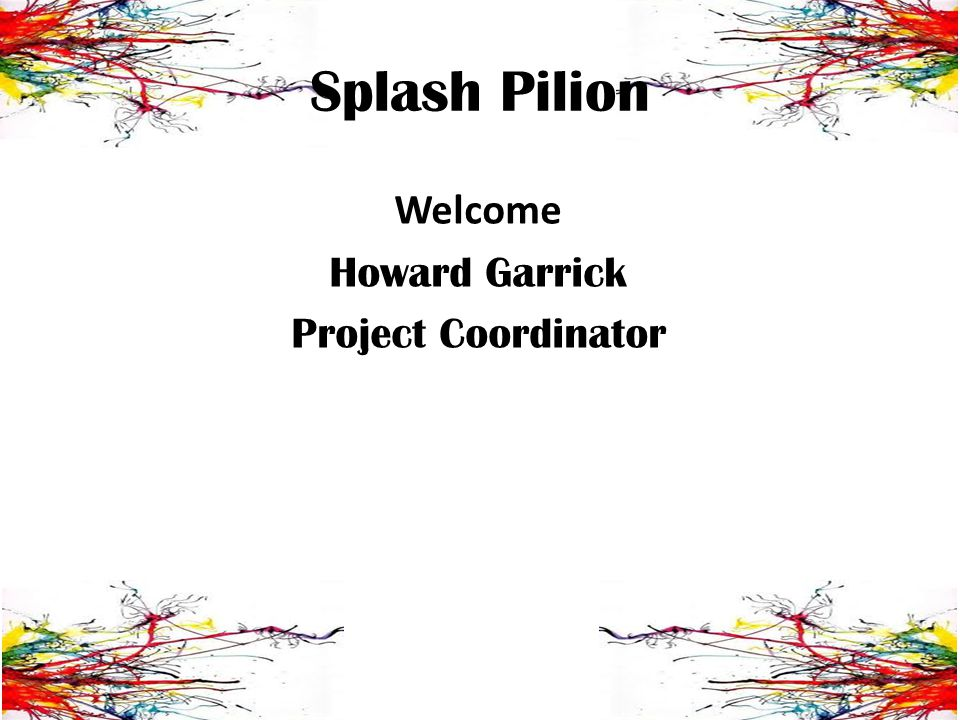 Splash Pilion Our Mission Fresh, Clean, Healthy Homes for All