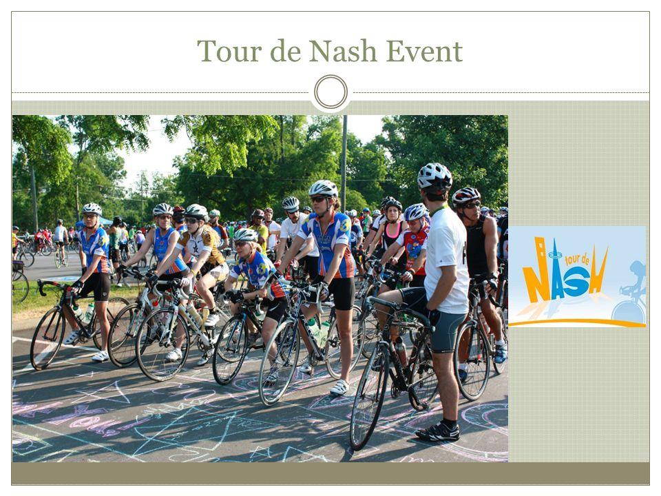 Tour de Nash Event