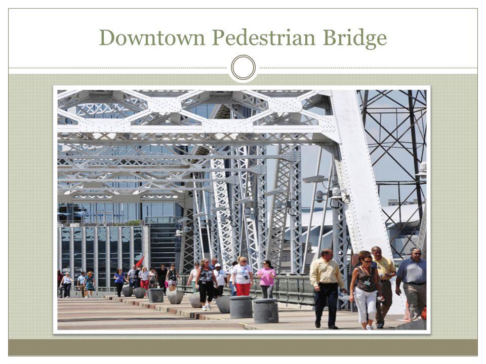 Downtown Pedestrian Bridge